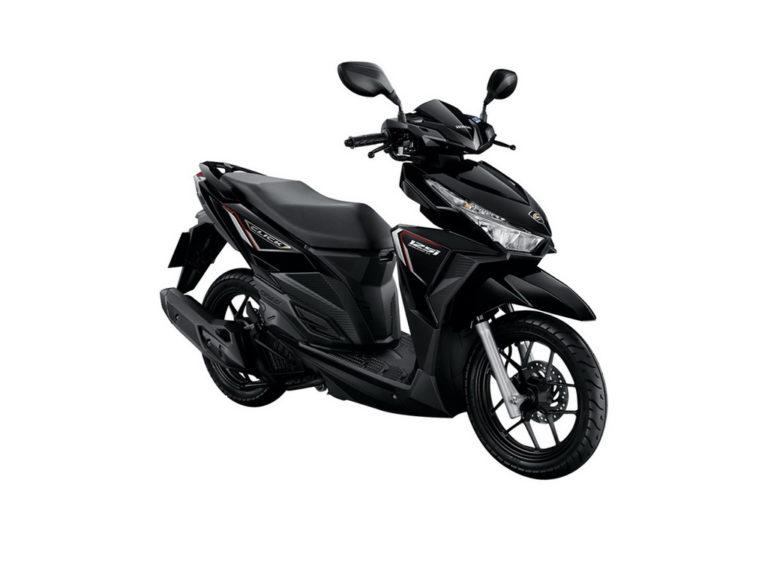 rent motorbike honda click 125 scooter chiang mai thailand. Black Bedroom Furniture Sets. Home Design Ideas