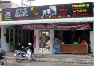 3 little pigs chiang mai