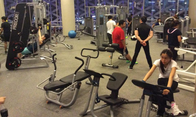 touch fitness chiang mai