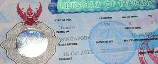 How to get a Thai Visa: Stay in Thailand