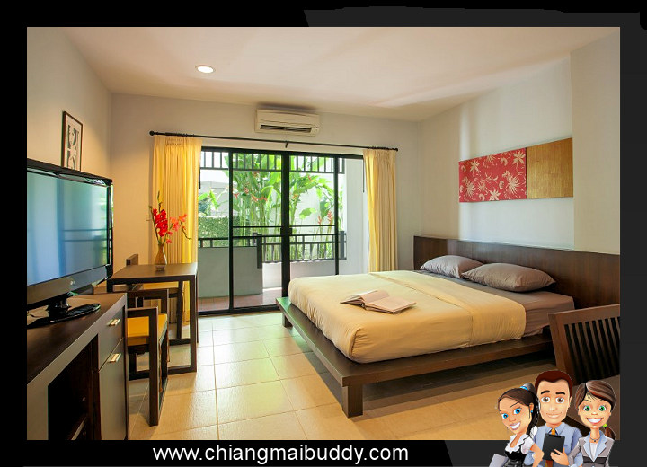 The Serene House Chiang Mai Accommodation 286 Month