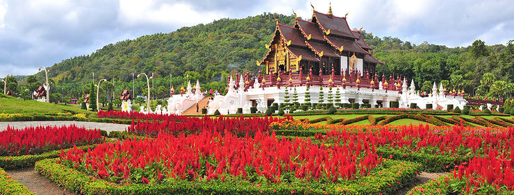 Temples and scenery of Chiang Mai