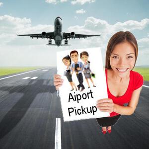 Airport Pickup Chiang Mai