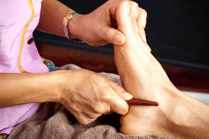 Traditional Thai Foot Massage Chiang Mai