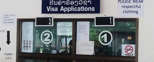 Visa Trip to Vientiane, Laos