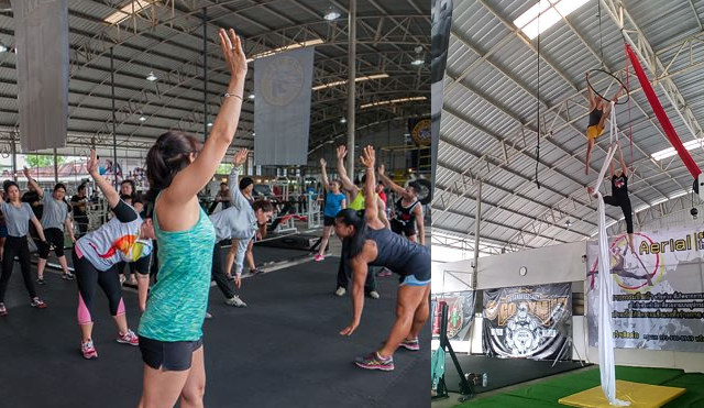 Go Gym Chiang Mai