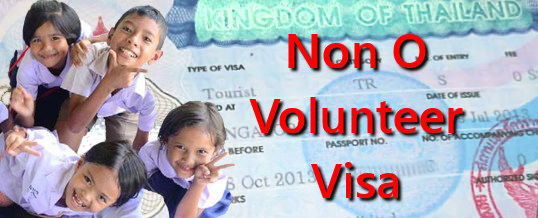 Thai One Year Non O Visa