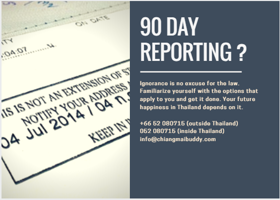 90 day reporting