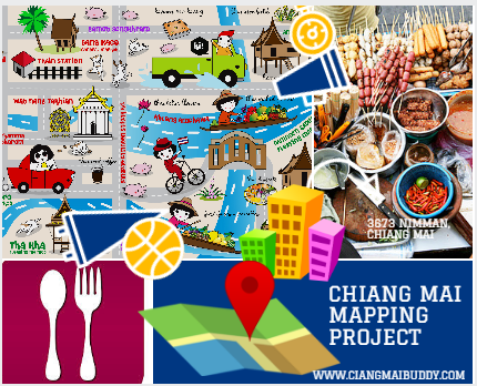 Chiang Mai Maps | Chiang Mai Buddy on