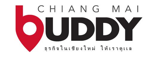 Chiang Mai Buddy Logo
