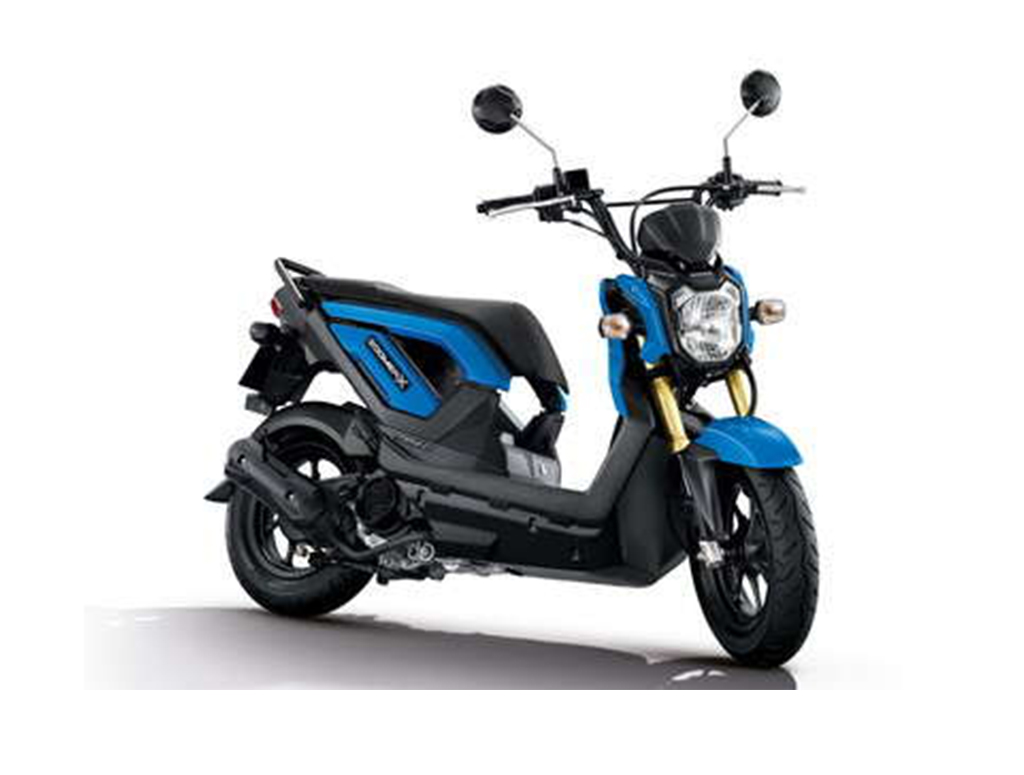 rent motorbike honda zoomer x110cc chiang mai buddy. Black Bedroom Furniture Sets. Home Design Ideas