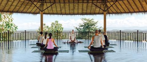 Chiang Mai Yoga Retreat 2016 Thailand Photos 465059